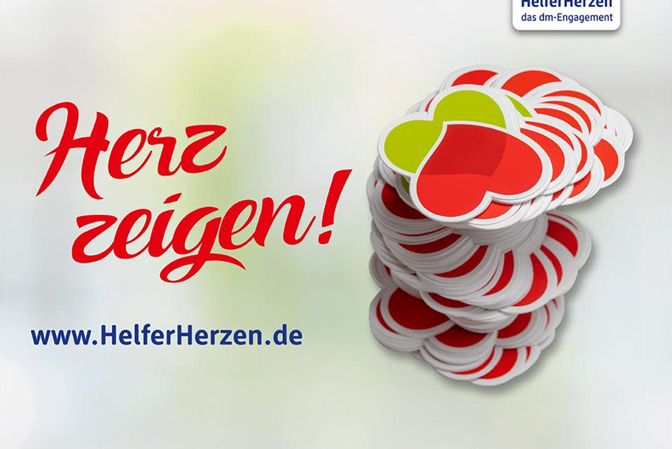 """""""Herz zeigen!"""""""